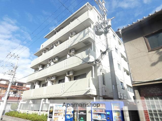 大阪府大阪市旭区、滝井駅徒歩12分の築27年 5階建の賃貸マンション