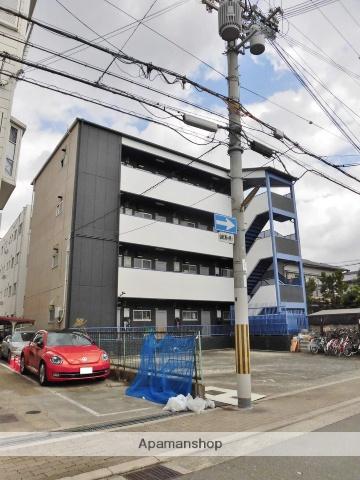 大阪府大阪市旭区、千林駅徒歩14分の築30年 4階建の賃貸マンション