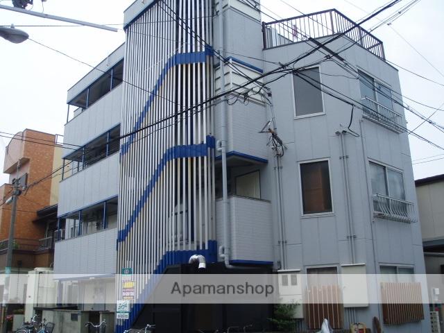 大阪府大阪市旭区、千林駅徒歩10分の築31年 4階建の賃貸マンション