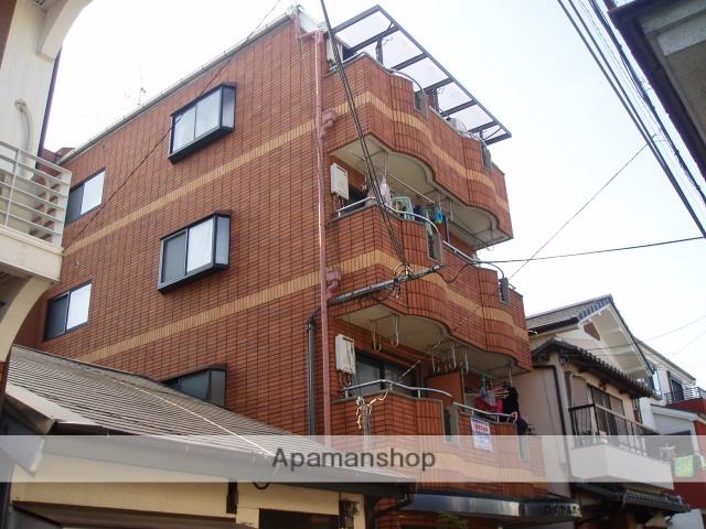 大阪府守口市、土居駅徒歩8分の築26年 4階建の賃貸マンション