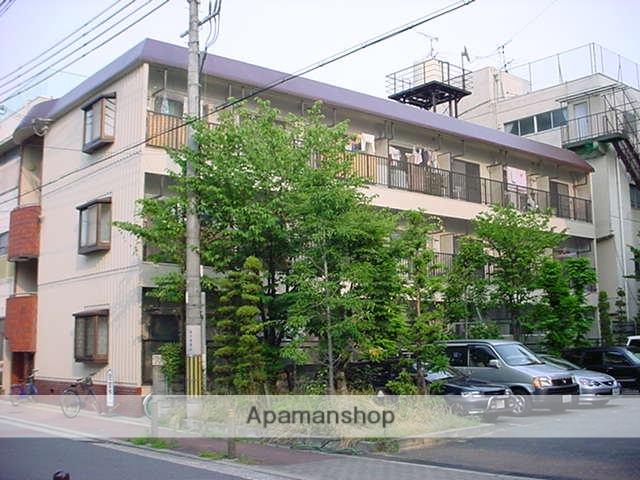 大阪府大阪市旭区、滝井駅徒歩10分の築34年 3階建の賃貸マンション