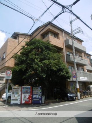 大阪府大阪市旭区、千林駅徒歩15分の築33年 4階建の賃貸マンション