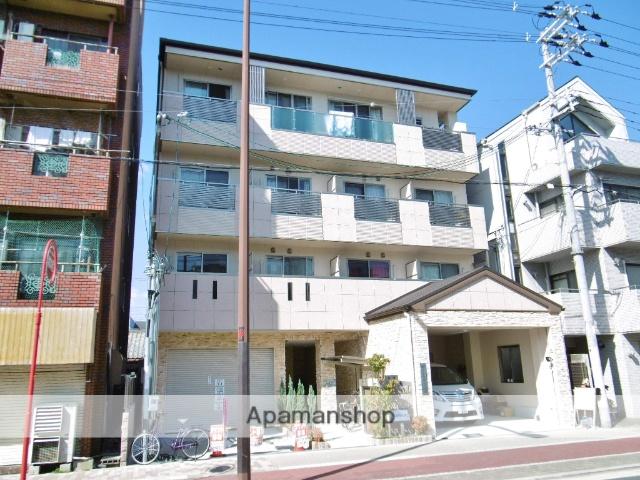 大阪府大阪市旭区、滝井駅徒歩10分の築3年 4階建の賃貸マンション