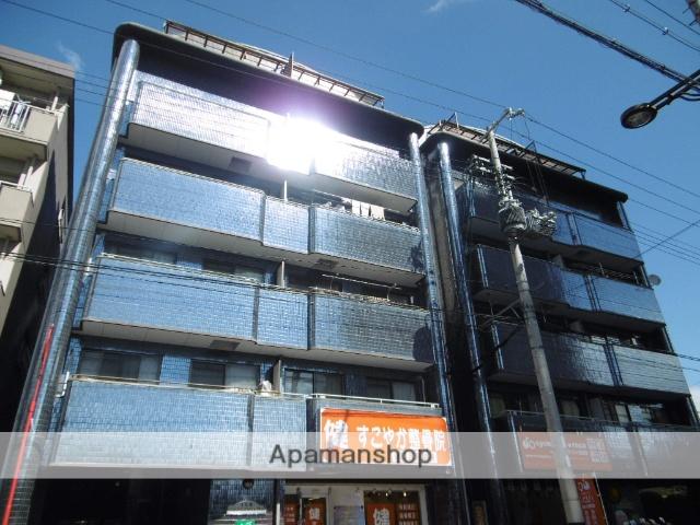 大阪府大阪市城東区、関目駅徒歩7分の築27年 6階建の賃貸マンション