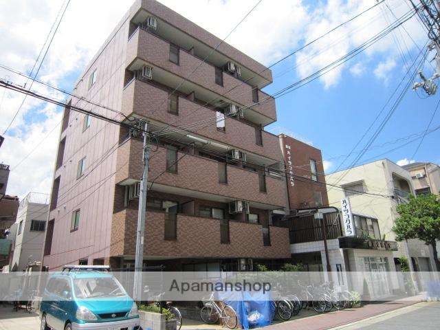 大阪府大阪市城東区、関目駅徒歩6分の築16年 5階建の賃貸マンション