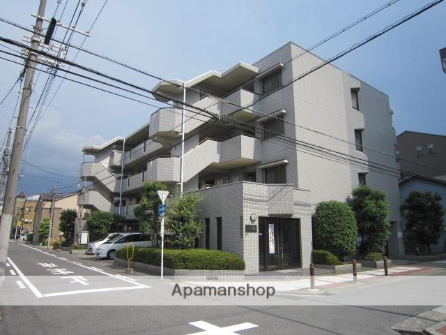 大阪府大阪市城東区、関目駅徒歩4分の築28年 4階建の賃貸マンション