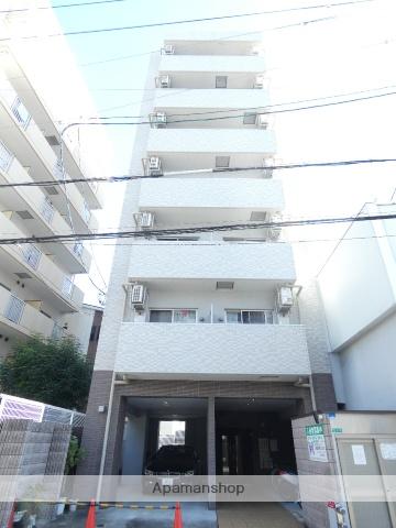 大阪府大阪市淀川区、十三駅徒歩12分の築4年 7階建の賃貸マンション