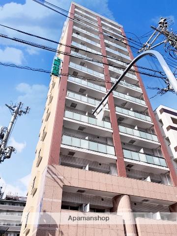 大阪府大阪市淀川区、塚本駅徒歩16分の築3年 15階建の賃貸マンション