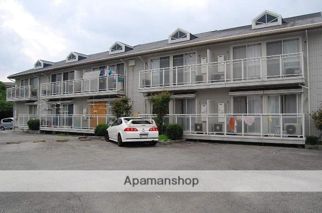 大阪府箕面市、牧落駅徒歩20分の築23年 2階建の賃貸アパート