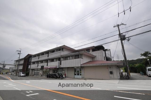 大阪府箕面市、彩都西駅徒歩13分の築24年 3階建の賃貸マンション