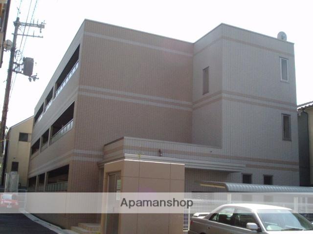 大阪府東大阪市、河内小阪駅徒歩20分の築13年 3階建の賃貸マンション