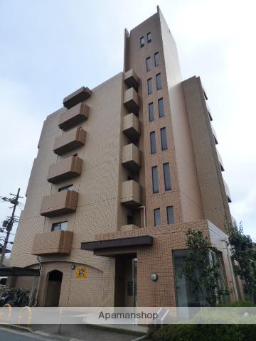 大阪府東大阪市、高井田中央駅徒歩9分の築19年 7階建の賃貸マンション