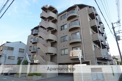 大阪府大阪市城東区、放出駅徒歩10分の築21年 5階建の賃貸マンション