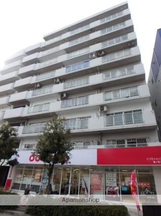 大阪府大阪市中央区、大阪城公園駅徒歩13分の築32年 9階建の賃貸マンション