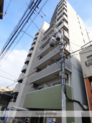 大阪府大阪市東成区、森ノ宮駅徒歩12分の築11年 11階建の賃貸マンション