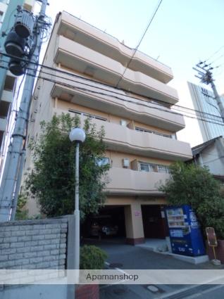 大阪府大阪市東成区、鶴橋駅徒歩14分の築35年 7階建の賃貸マンション