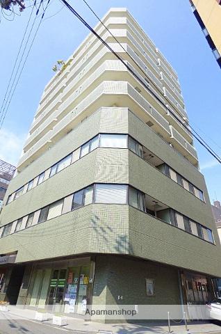 大阪府大阪市中央区、大阪城公園駅徒歩12分の築20年 9階建の賃貸マンション