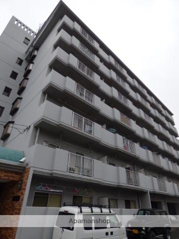 大阪府東大阪市、河内小阪駅徒歩15分の築30年 7階建の賃貸マンション