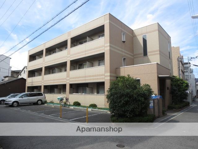 大阪府大阪市生野区、桃谷駅徒歩13分の築14年 3階建の賃貸マンション