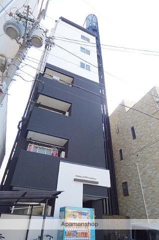 大阪府大阪市天王寺区、玉造駅徒歩11分の築23年 11階建の賃貸マンション