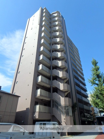 大阪府大阪市東成区、森ノ宮駅徒歩6分の築6年 14階建の賃貸マンション