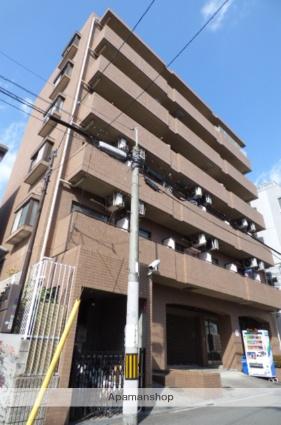 大阪府大阪市中央区、大阪城公園駅徒歩16分の築22年 6階建の賃貸マンション