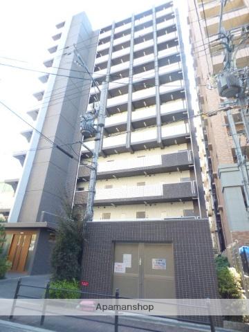 大阪府大阪市都島区、大阪城北詰駅徒歩7分の築3年 12階建の賃貸マンション