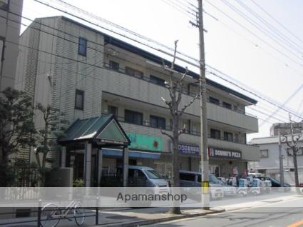 大阪府大阪市鶴見区、徳庵駅徒歩20分の築19年 3階建の賃貸マンション