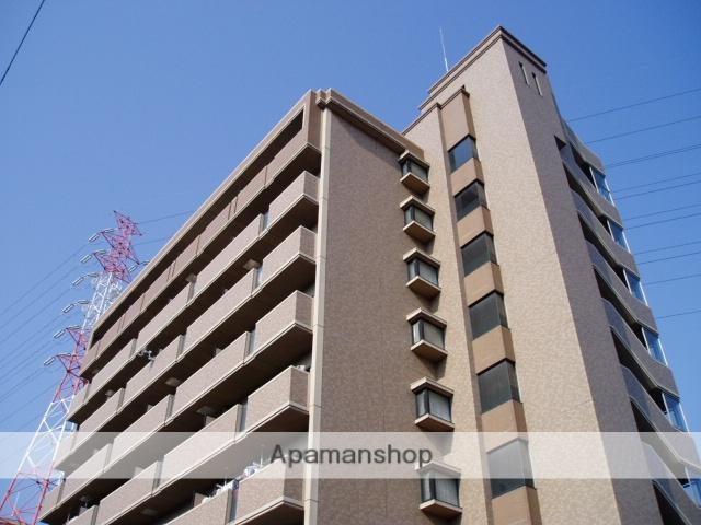 大阪府東大阪市、河内花園駅徒歩26分の築21年 9階建の賃貸マンション