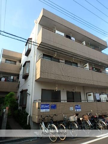 大阪府大阪市城東区、鴫野駅徒歩20分の築27年 3階建の賃貸マンション