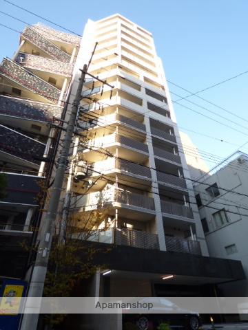 大阪府大阪市中央区、谷町四丁目駅徒歩8分の築8年 15階建の賃貸マンション