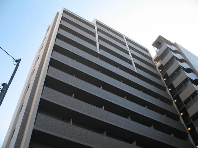 大阪府大阪市中央区、谷町四丁目駅徒歩3分の築8年 12階建の賃貸マンション