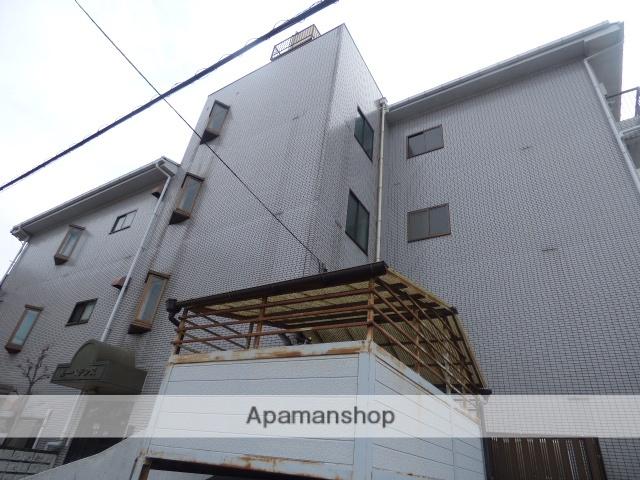 大阪府大阪市城東区、放出駅徒歩20分の築27年 4階建の賃貸マンション