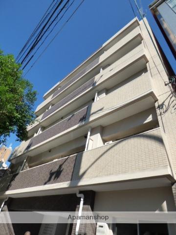 大阪府大阪市城東区、鴫野駅徒歩13分の築3年 6階建の賃貸マンション