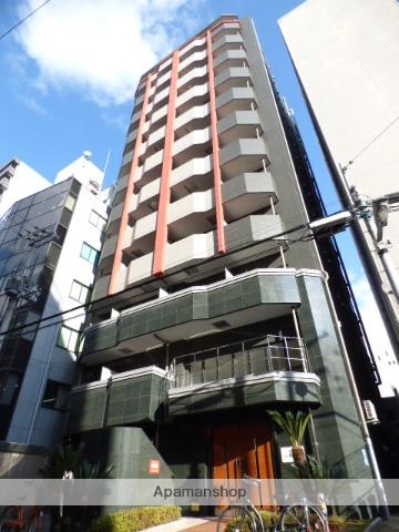 大阪府大阪市中央区、谷町四丁目駅徒歩8分の築10年 12階建の賃貸マンション