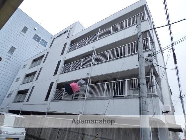 大阪府大阪市城東区、放出駅徒歩8分の築34年 5階建の賃貸マンション