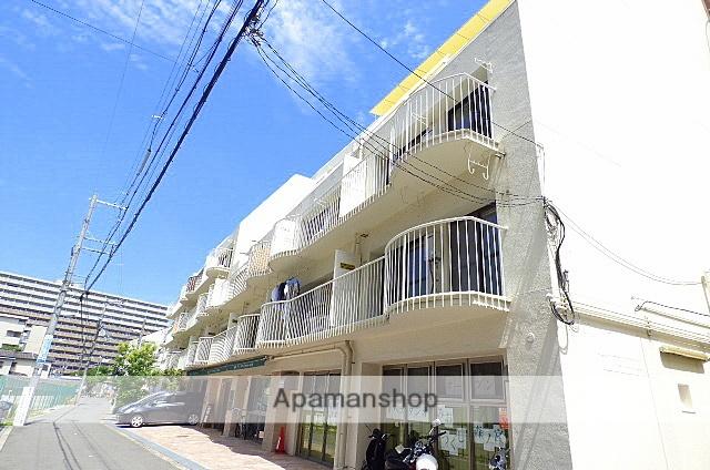 大阪府大阪市東成区、鴫野駅徒歩18分の築44年 6階建の賃貸マンション