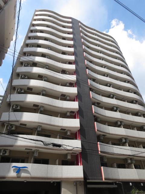 大阪府大阪市中央区、天満橋駅徒歩5分の築1年 15階建の賃貸マンション