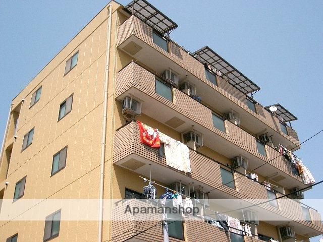 大阪府大阪市城東区、放出駅徒歩14分の築30年 6階建の賃貸マンション
