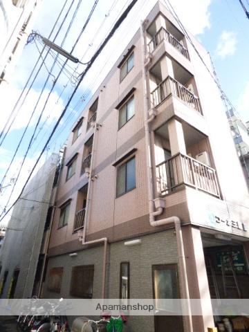 大阪府大阪市城東区、大阪城公園駅徒歩3分の築38年 3階建の賃貸マンション