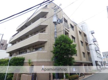 大阪府大阪市東成区、緑橋駅徒歩14分の築18年 7階建の賃貸マンション