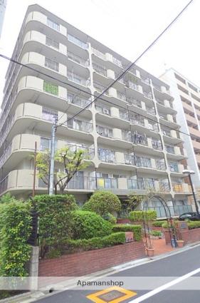 大阪府大阪市東成区、大阪城公園駅徒歩13分の築32年 8階建の賃貸マンション