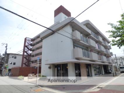 大阪府大阪市東成区、玉造駅徒歩16分の築35年 6階建の賃貸マンション