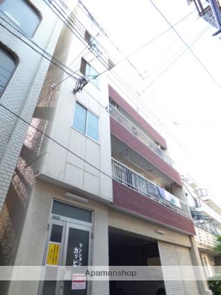 大阪府大阪市城東区、鴫野駅徒歩18分の築39年 5階建の賃貸マンション