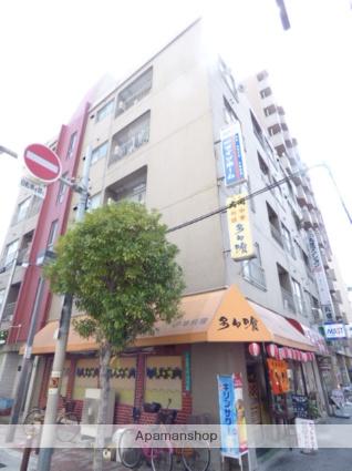 大阪府大阪市東成区、今里駅徒歩11分の築39年 5階建の賃貸マンション