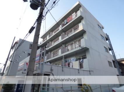 大阪府大阪市城東区、放出駅徒歩14分の築38年 5階建の賃貸マンション