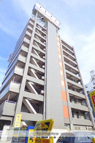 大阪府東大阪市、放出駅徒歩19分の築23年 10階建の賃貸マンション