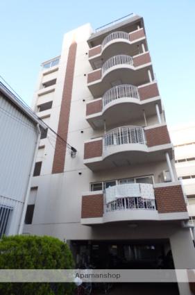大阪府大阪市東成区、森ノ宮駅徒歩9分の築31年 7階建の賃貸マンション
