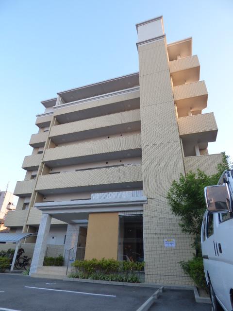 大阪府大阪市城東区、鴫野駅徒歩7分の築7年 6階建の賃貸マンション
