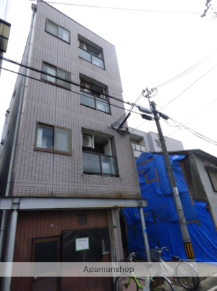 大阪府大阪市城東区、鴫野駅徒歩7分の築27年 4階建の賃貸マンション